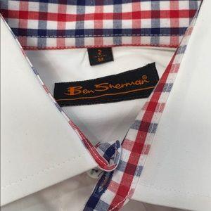 Designers button down shirt